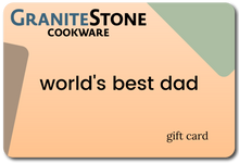 Load image into Gallery viewer, Granitestone Family Gift Card