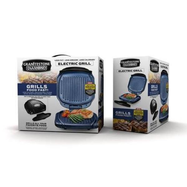 Low Fat Countertop Grill