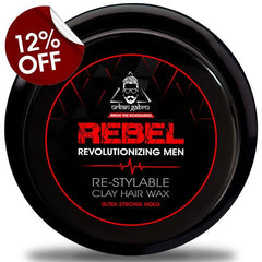 Urbangabru Rebel clay Hair Wax