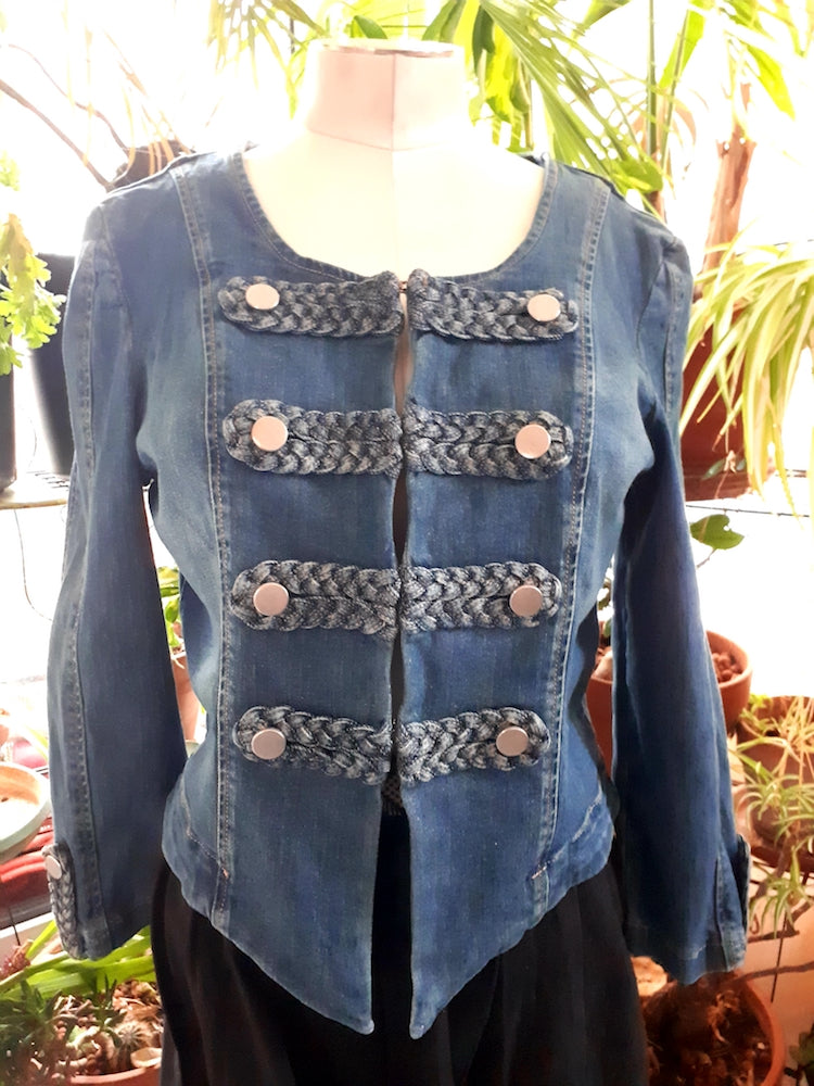 Veste Jean Morgan