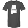 home. Men's Unisex T-Shirt - *State Name*