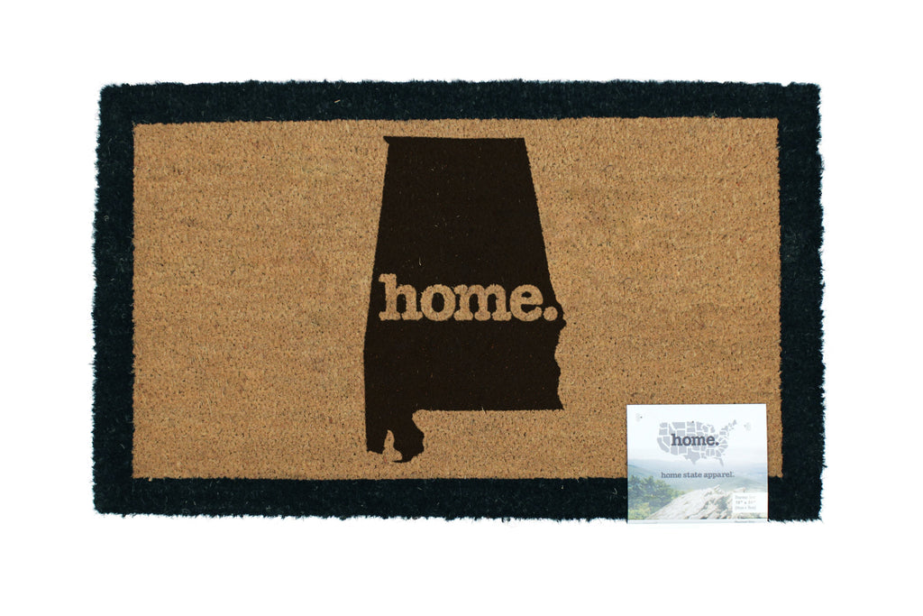 home. Door Mats - (10 Pack) Alabama