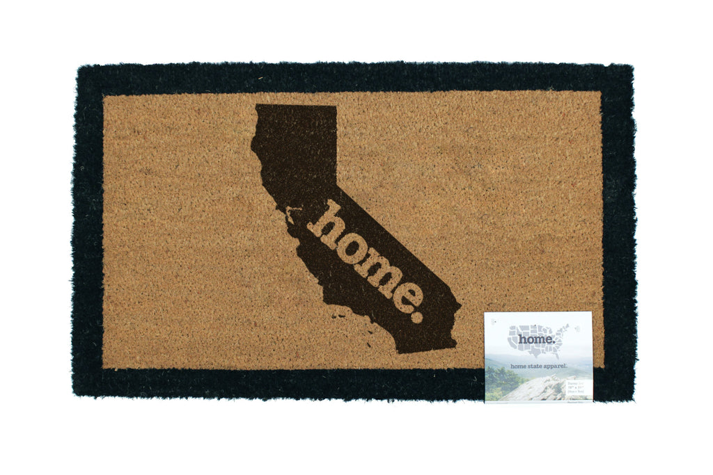 home. Door Mats - (10 Pack) California