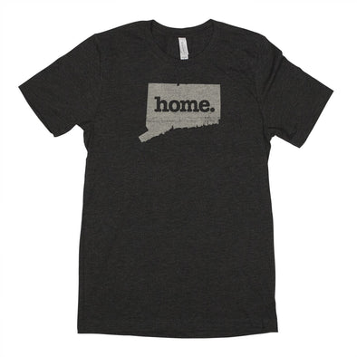home. Men's Unisex T-Shirt - Connecticut