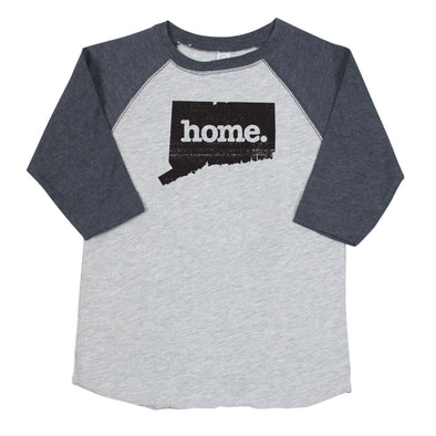 home. Youth/Toddler Raglans - Connecticut