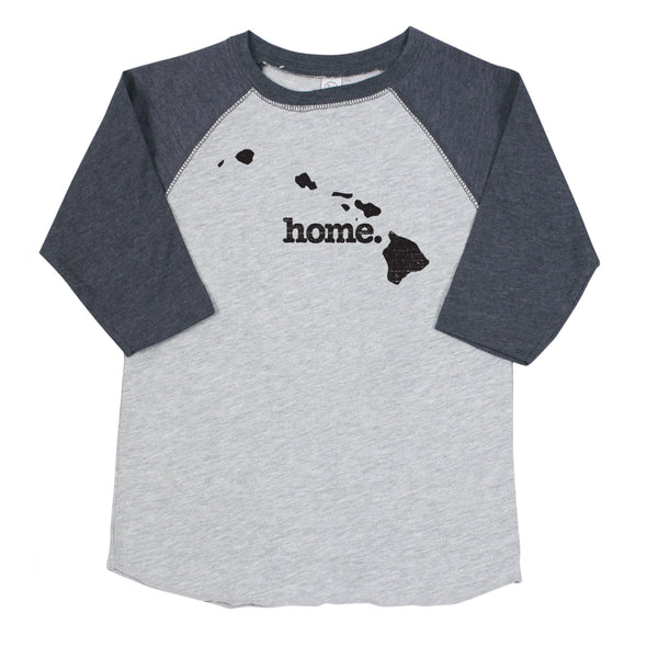home. Youth/Toddler Raglans - Hawaii