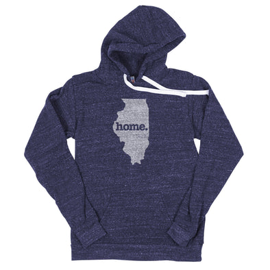 home. Men's Unisex Hoodie - Illinois - Ready to Ship