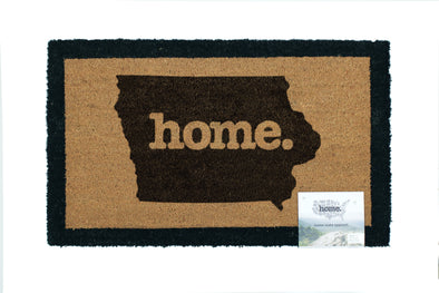 home. Door Mats - (5 Pack) Iowa