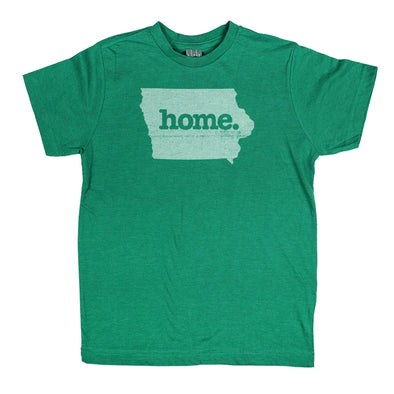 home. Youth/Toddler T-Shirt - Iowa