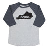 home. Youth/Toddler Raglans - Kentucky