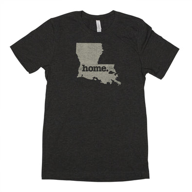 home. Men's Unisex T-Shirt - Louisiana