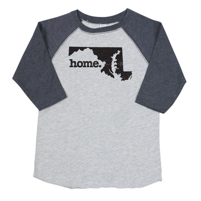 home. Youth/Toddler Raglans - Maryland