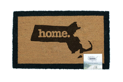home. Door Mats - (10 Pack) Massachusetts