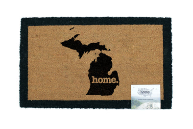 home. Door Mats - (10 Pack) Michigan