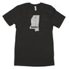 beer. Men's Unisex T-Shirt - Mississippi
