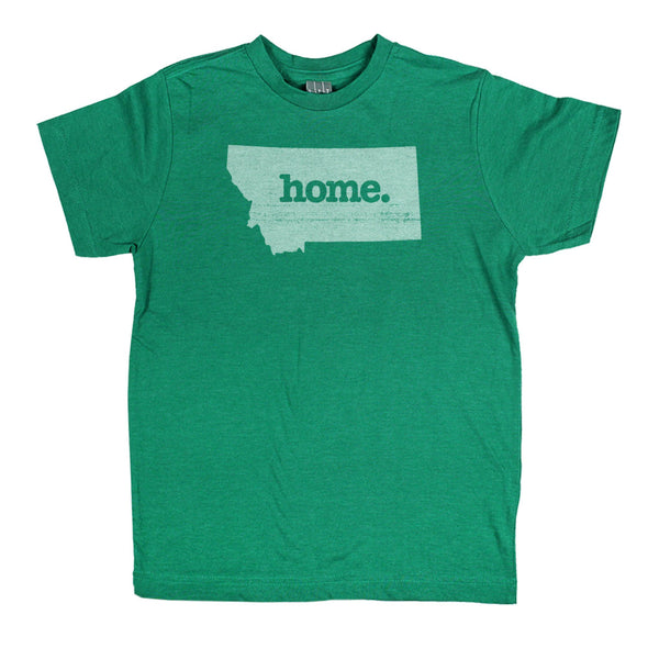 home. Youth/Toddler T-Shirt - Montana