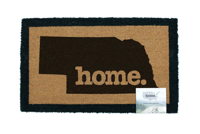 home. Door Mats - (10 Pack) Nebraska