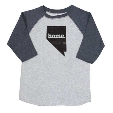 home. Youth/Toddler Raglans - Nevada
