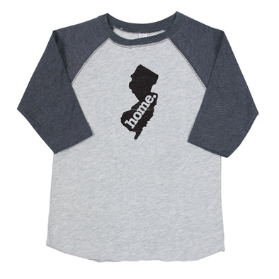 home. Youth/Toddler Raglans - New Jersey