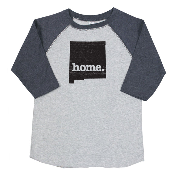 home. Youth/Toddler Raglans - New Mexico