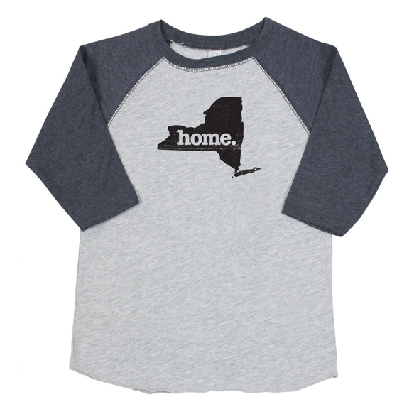 home. Youth/Toddler Raglans - New York