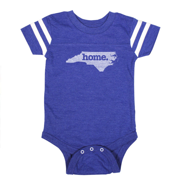 home. Football Baby Bodysuit - North Carolina