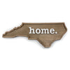 home. Wooden Plaques - North Carolina
