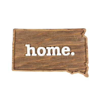 home. Wooden Plaques - South Carolina
