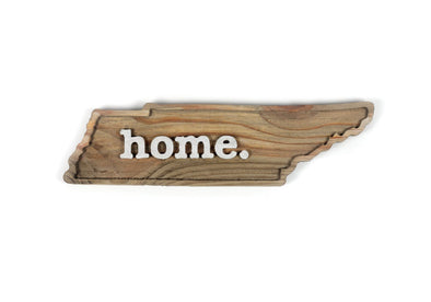 home. Wooden Plaques - Tennessee