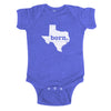 born. Baby Bodysuit - Texas