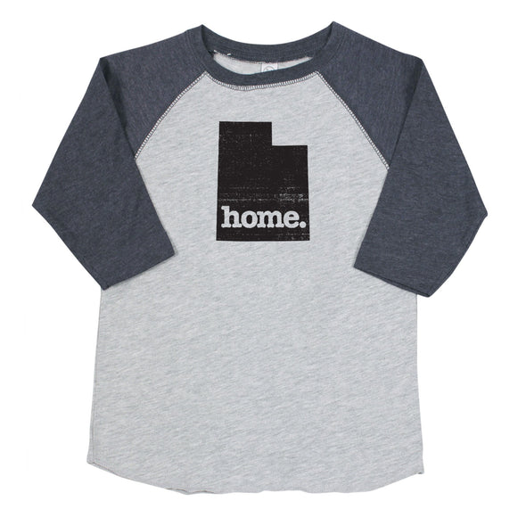 home. Youth/Toddler Raglans - Utah