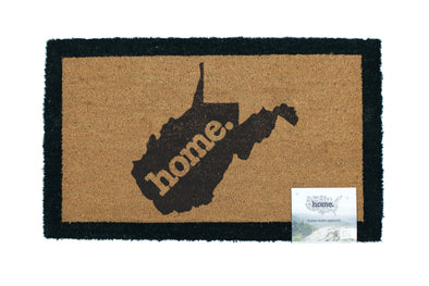 home. Door Mats - (10 Pack) West Virginia