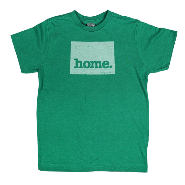 home. Youth/Toddler T-Shirt - Wyoming