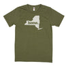 home. Men's Unisex T-Shirt - Colorado