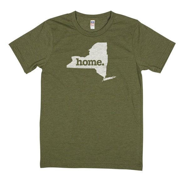 home. Men's Unisex T-Shirt - North Carolina