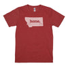 home. Men's Unisex T-Shirt - South Carolina