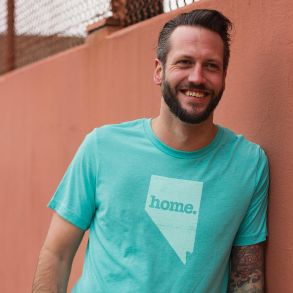 home. Men's Unisex T-Shirt - Illinois
