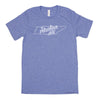 Nickname Freehand Men's Unisex T-Shirt - Illinios