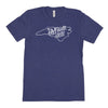 Nickname Freehand Men's Unisex T-Shirt - Idaho