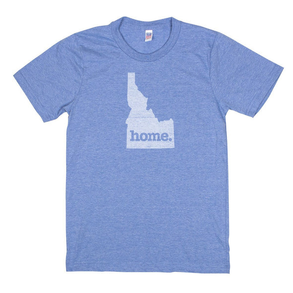 home. Men's Unisex T-Shirt - Nebraska