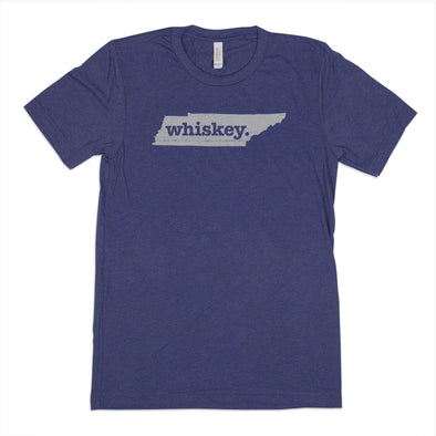 whiskey Men's Unisex T-Shirt - Tennessee