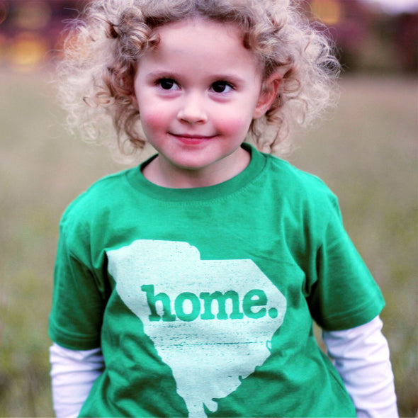 home. Youth/Toddler T-Shirt - Massachusetts