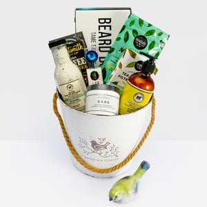 Gift Basket for Bearded Men: For the Love of Beard