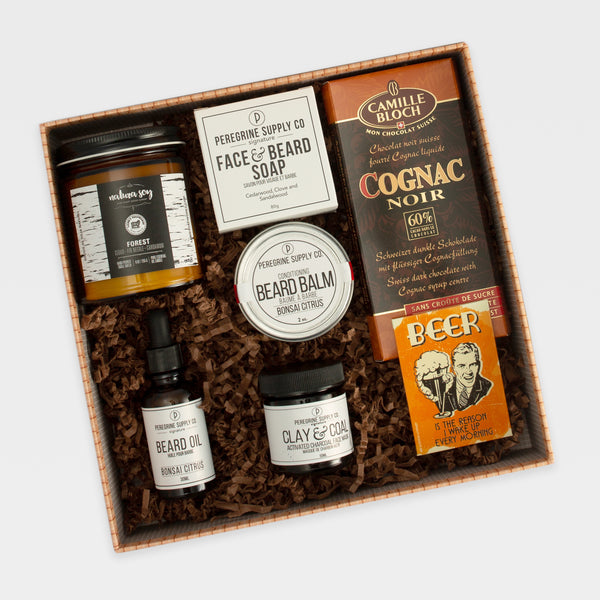 Gift box for Bearded Men: Vintage Music