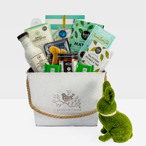 Spa Gift Basket: Tropical Vibes