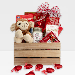 Gourmet Gift Basket - Expressions