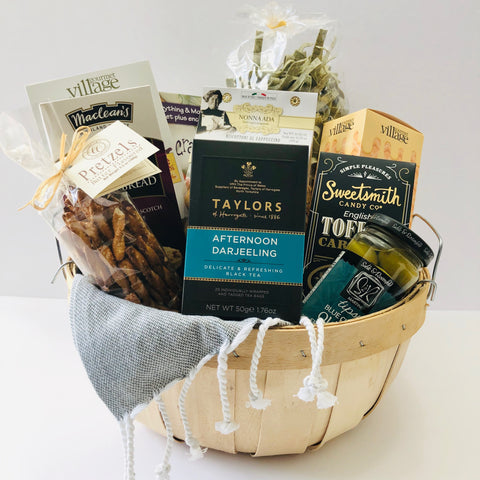 Gourmet Gift Basket: Bountiful