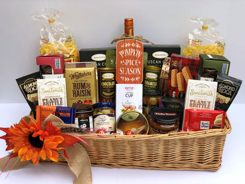 Gourmet Gift Basket: Bliss