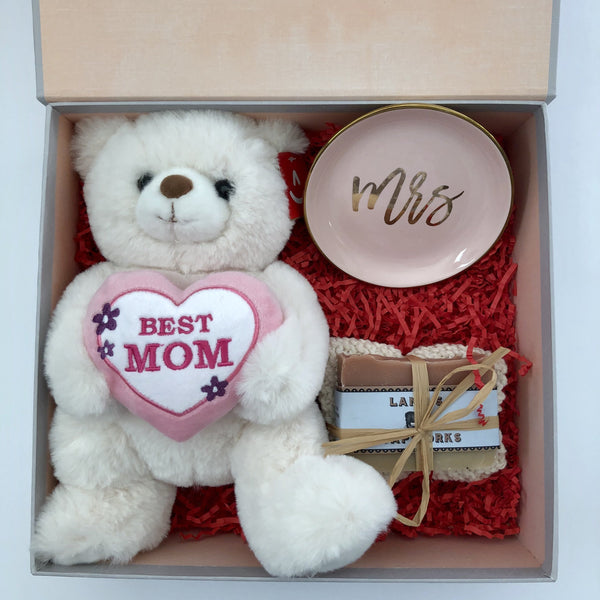 Custom Gift Box for Mom: Be Grateful