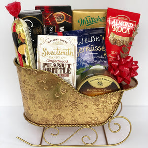Holiday Gift Basket: Santa has Arrived